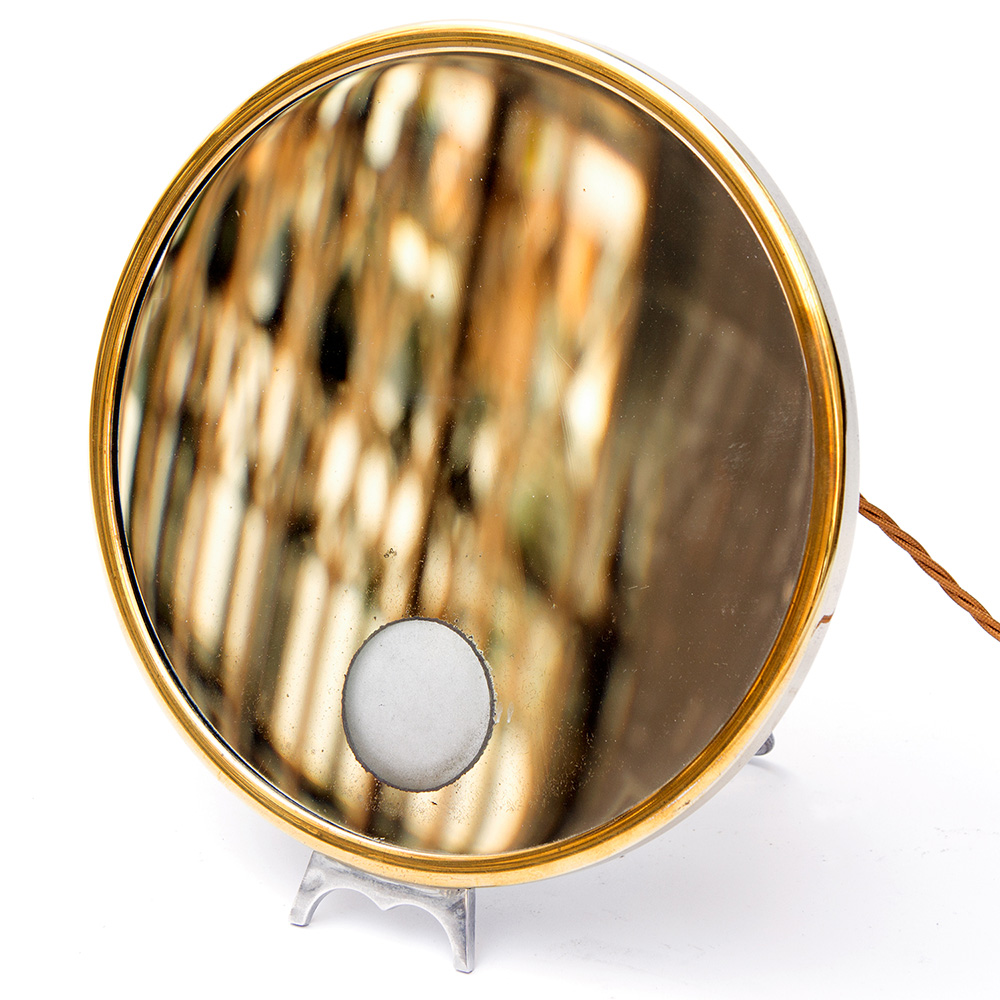 Brass Magnifying Mirror Brot
